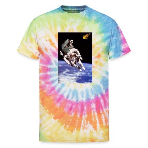 how dinos died - Unisex Tie Dye T-Shirt