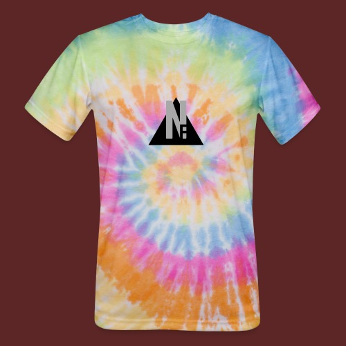 Basic NF Logo - Unisex Tie Dye T-Shirt