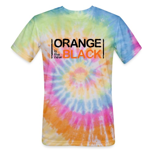 Free Piper, Orange is the New Black Women's - Unisex Tie Dye T-Shirt