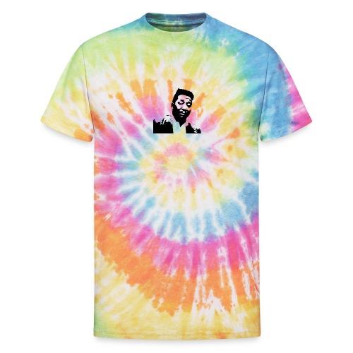 Muddy waters - Unisex Tie Dye T-Shirt