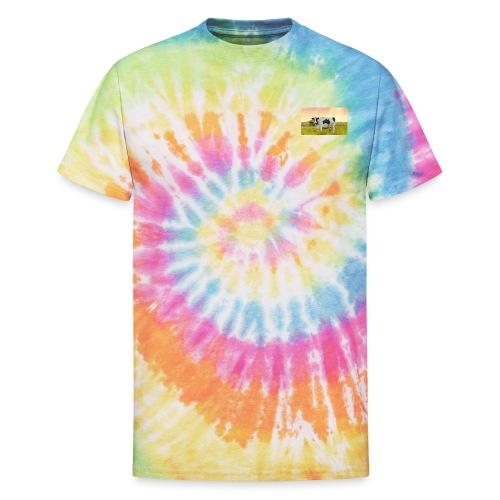 1SingleCow - Unisex Tie Dye T-Shirt