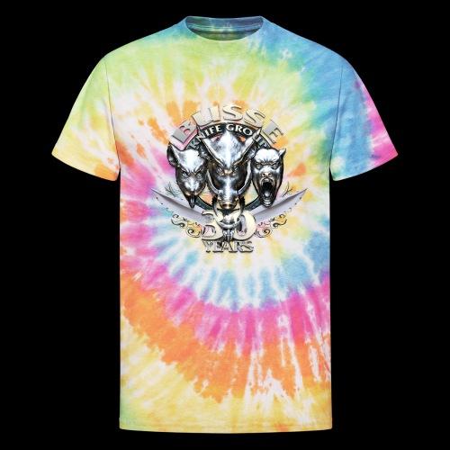 Busse Knife Group Logo - Unisex Tie Dye T-Shirt
