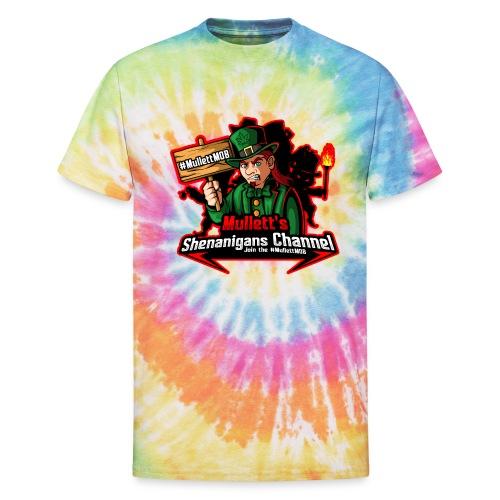 #MullettMOB MERCH - Unisex Tie Dye T-Shirt