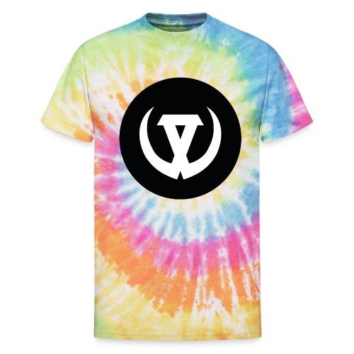 Symbol of Warriors - Unisex Tie Dye T-Shirt