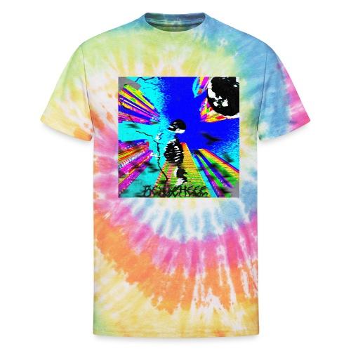 19-010 - Unisex Tie Dye T-Shirt
