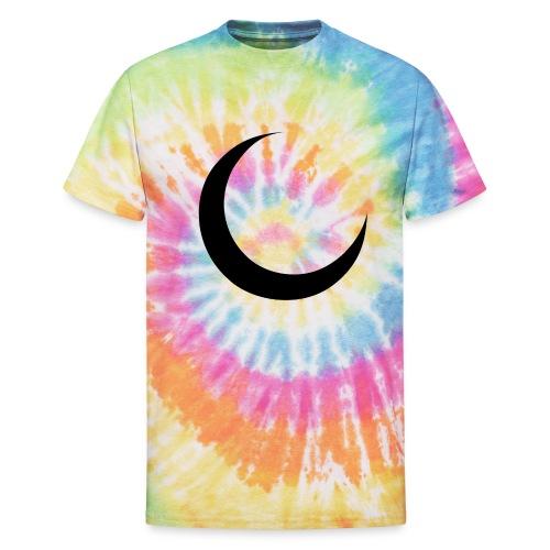 Crescent - Unisex Tie Dye T-Shirt