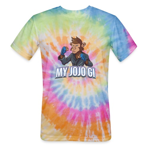 My Jojo Gi - Unisex Tie Dye T-Shirt