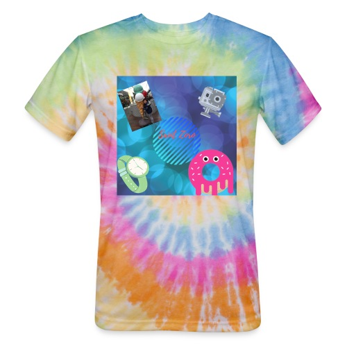 Saint Zoro Merch - Unisex Tie Dye T-Shirt