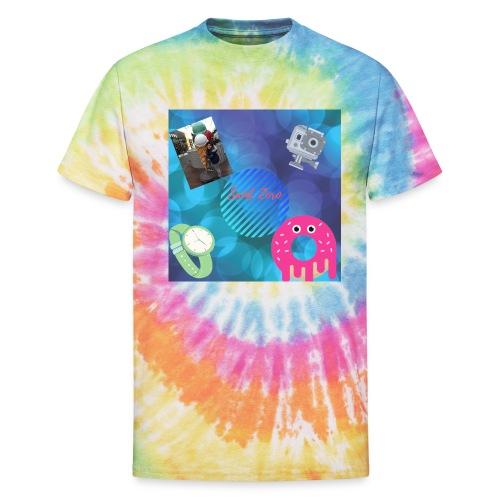 Saint Zoro Merch - Unisex Tie Dye T-Shirt