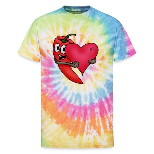 Chilliheart - Unisex Tie Dye T-Shirt