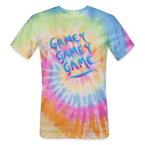 Painty Paint - Unisex Tie Dye T-Shirt