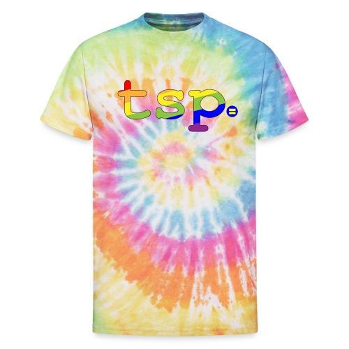 tsp pride - Unisex Tie Dye T-Shirt