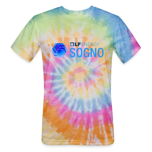 SOGNO - Unisex Tie Dye T-Shirt