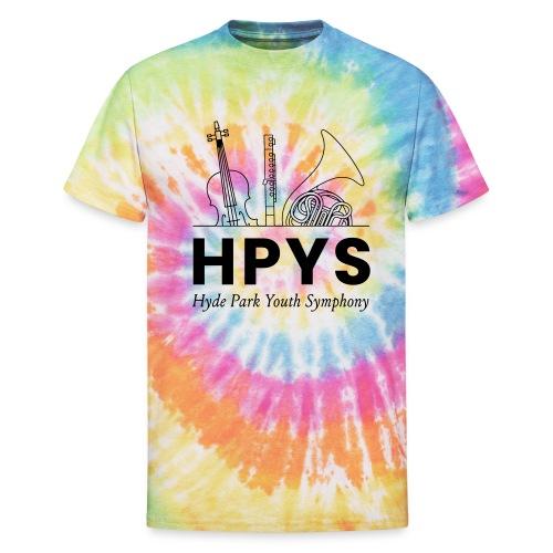 HPYS Chicago - Unisex Tie Dye T-Shirt