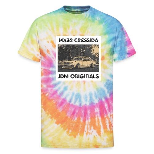 Mx32 cressida - Unisex Tie Dye T-Shirt