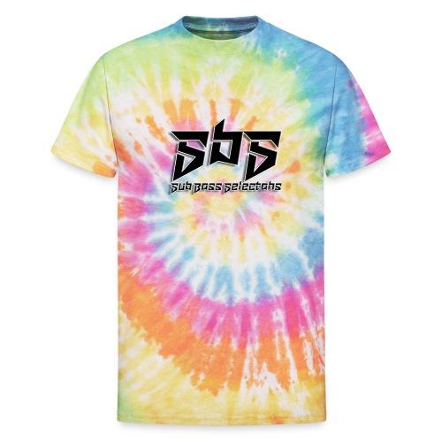 SbS Music Black Logo - Unisex Tie Dye T-Shirt