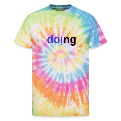 doi.ng - Unisex Tie Dye T-Shirt