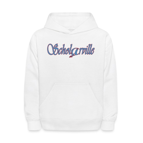 Welcome To Scholarville - Kids' Hoodie