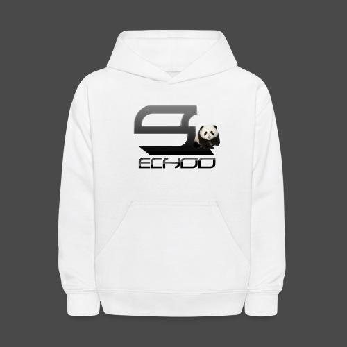 Echoo Logo png - Kids' Hoodie