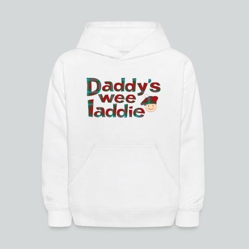 Daddy's Wee Laddie - Kids' Hoodie