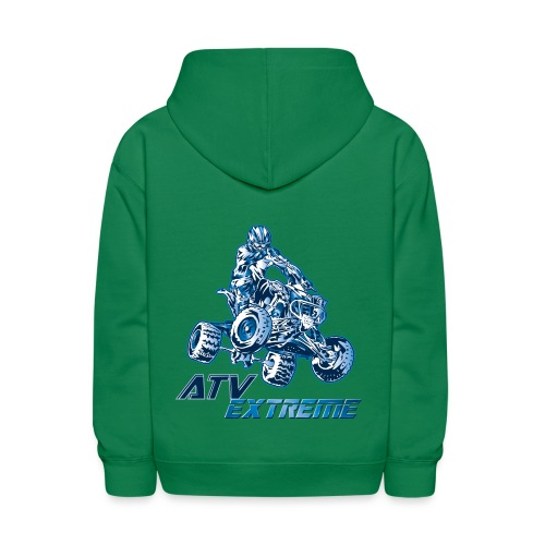 ATV Extreme Enduro - Kids' Hoodie