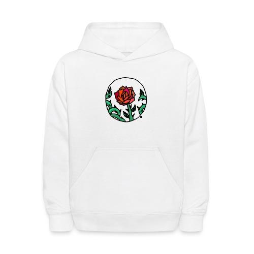 Rose Cameo - Kids' Hoodie