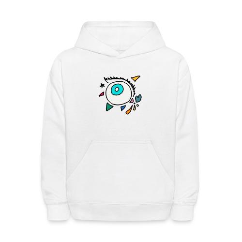 Punkodylate Eye - Kids' Hoodie