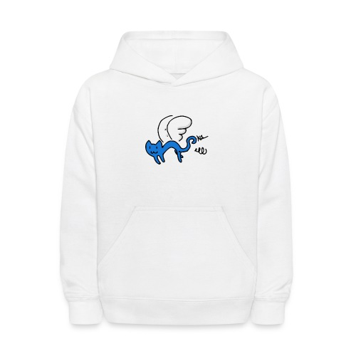 Flying Kitty - Kids' Hoodie