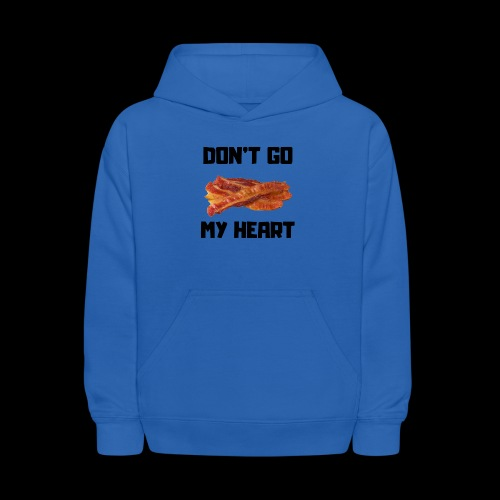 Don't go BACON my heart - Kids' Hoodie