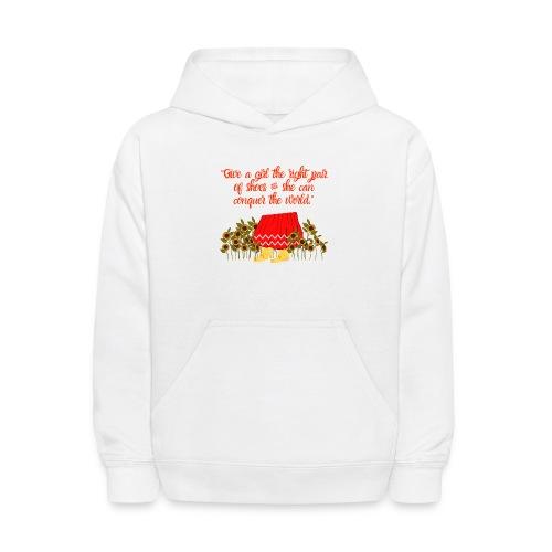 Apache Moccasin T Shirt - Kids' Hoodie
