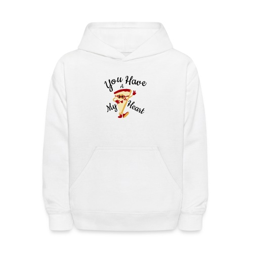 You Have A My Heart - Kids' Hoodie