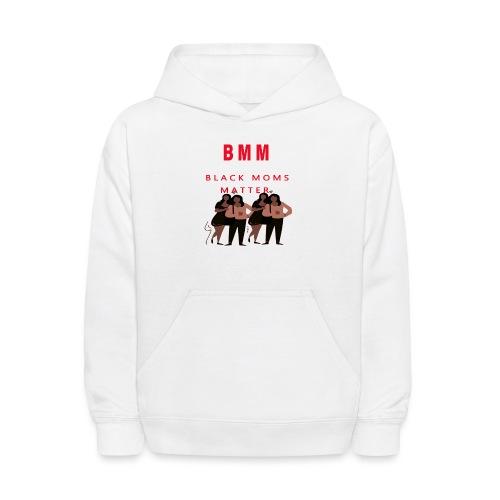 BMM 2 Brown red - Kids' Hoodie