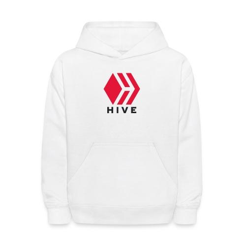 Hive Text - Kids' Hoodie