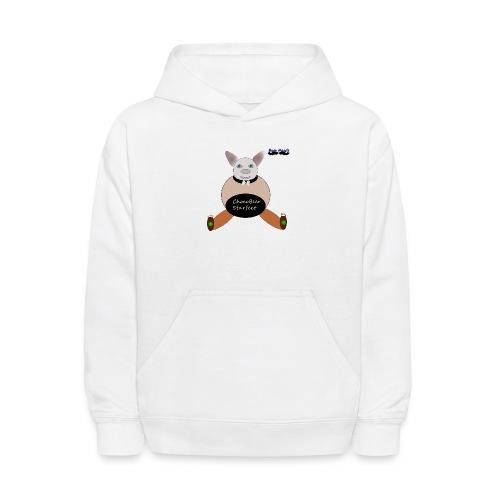 Girls ChocoBear Flare Shirt - Kids' Hoodie