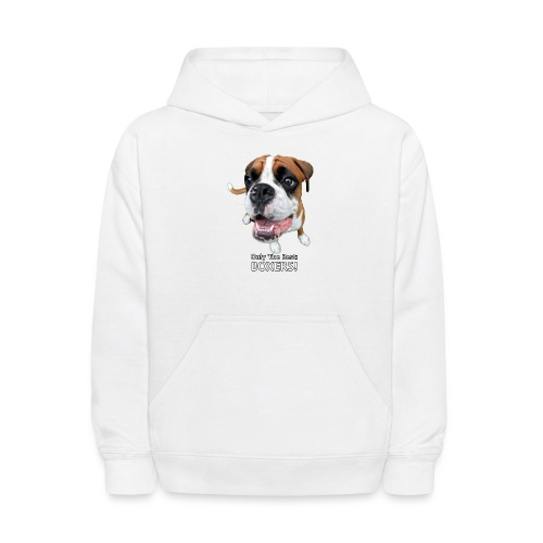 Only the best - boxers - Kids' Hoodie