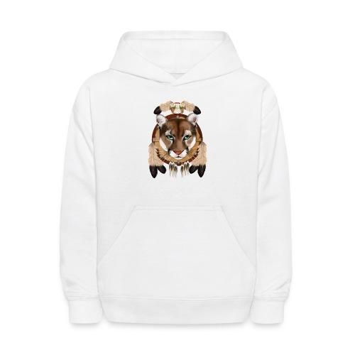 Puma Shield - Kids' Hoodie