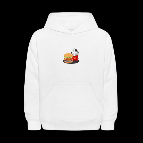 Fast Food Rocks - Kids' Hoodie
