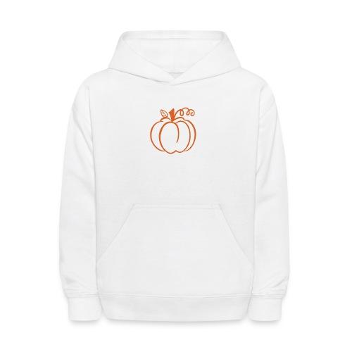 Pumpkin - Kids' Hoodie