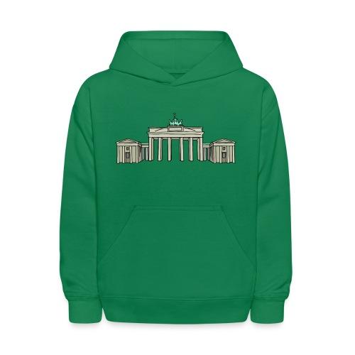 Brandenburg Gate Berlin - Kids' Hoodie