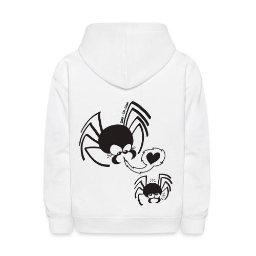 Dangerous Spider Love - Kids' Hoodie
