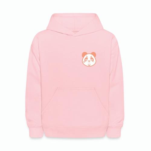 #XQZT Mascot - Peachy Keen PacBear - Kids' Hoodie