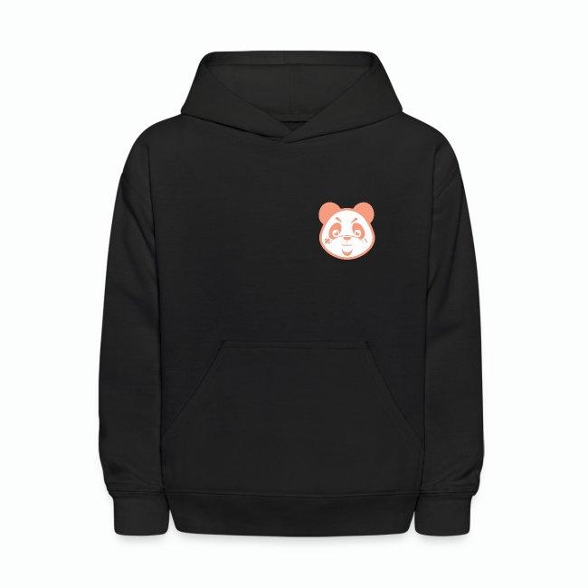 """#XQZT Mascot - """"Peachy Keen"""" PacBear"""
