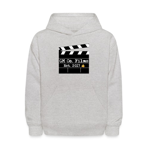 G.M.co Films logo - Kids' Hoodie