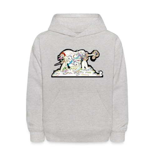 MD At Your Side - Kids' Hoodie