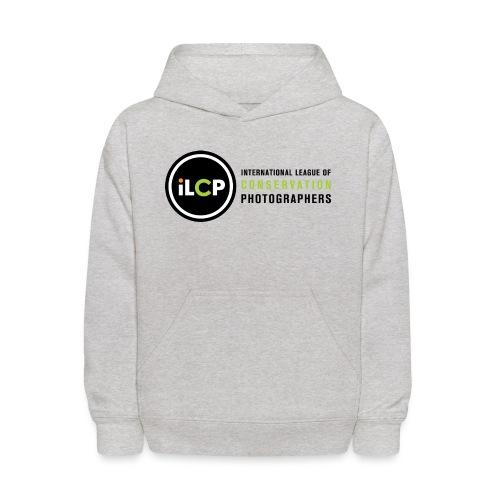 iLCP logo horizontal RGB png - Kids' Hoodie