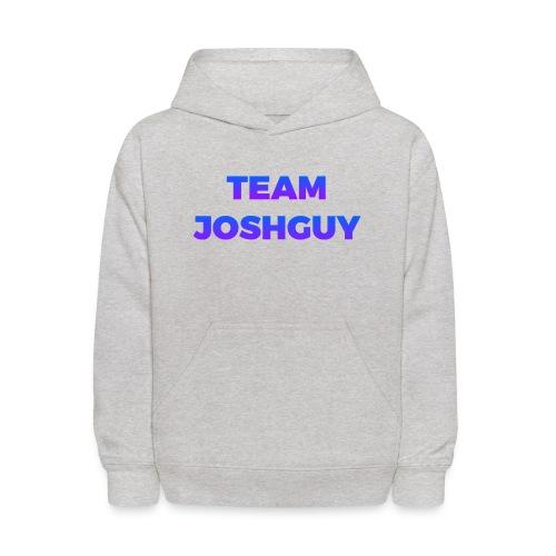 Team JoshGuy - Kids' Hoodie