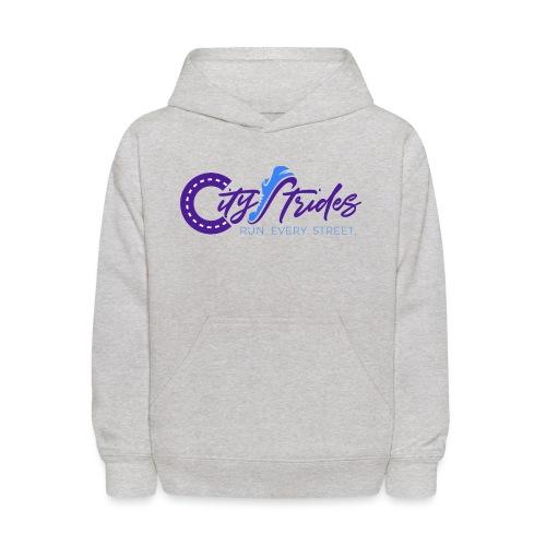 Full Logo - Kids' Hoodie