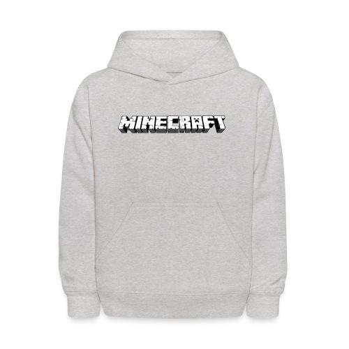 Mincraft MERCH - Kids' Hoodie