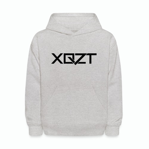 XQZT Logo - Kids' Hoodie