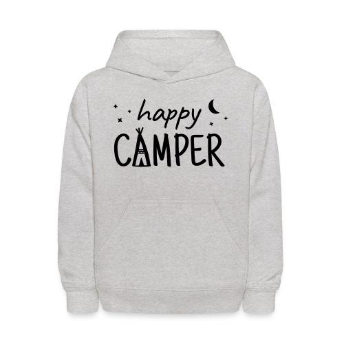 Happy Camper - Kids' Hoodie